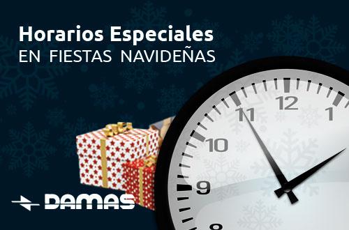 horariosEspecialesNavidad2017