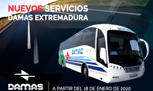 NUEVOS SERVICIOS DE DAMAS EXTREMADURA